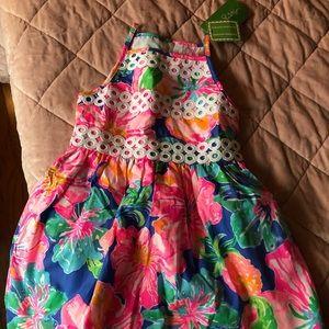 081e6a27c98b42 Lilly Pulitzer Dresses - Lilly Pulitzer Jungle Utopia Elize Dress